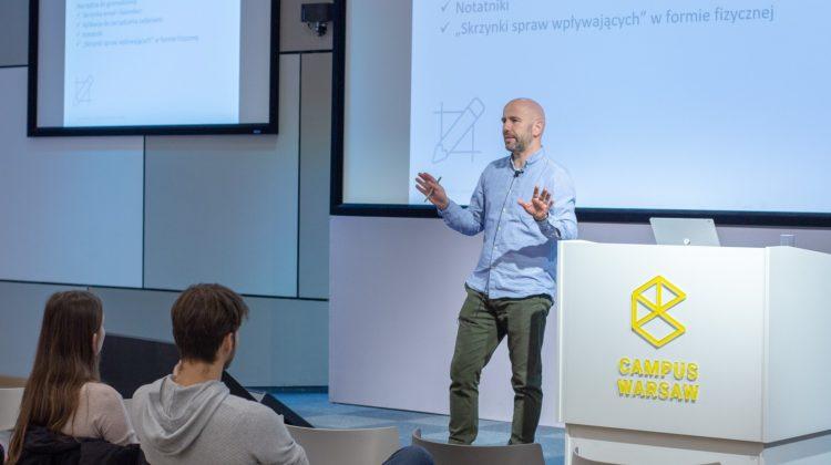Google Campus – mój pierwszy raz